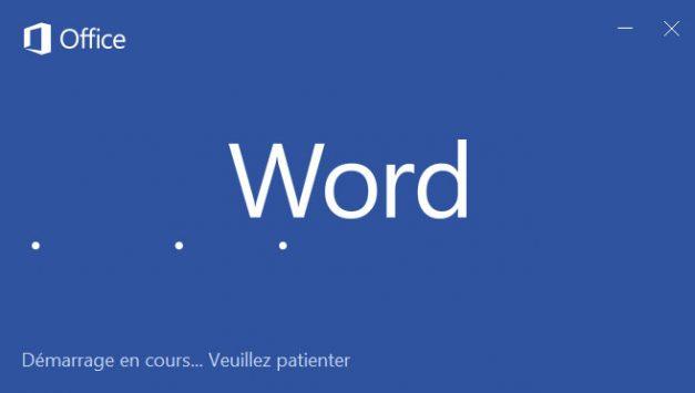 Récupérer un fichier Microsoft Word non-enregistré !